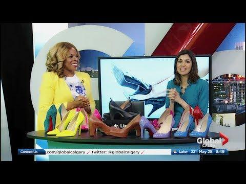 Global Calgary - Comfortable High Heels