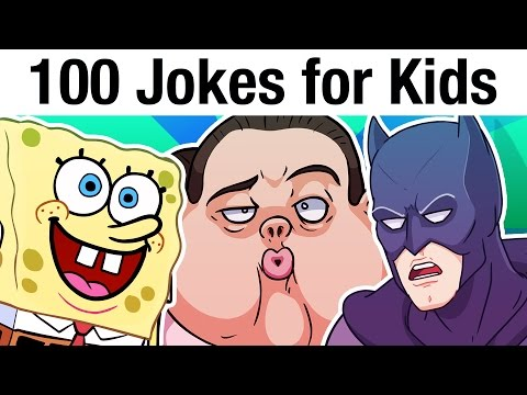TRY NOT TO LAUGH – Yo Mama 100 Jokes for Kids