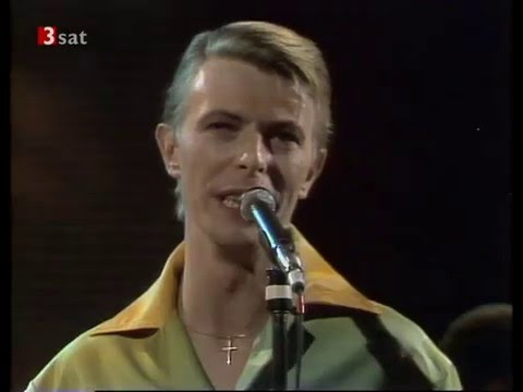 David Bowie – Beauty And The Beast (Live Musikladen 1978)