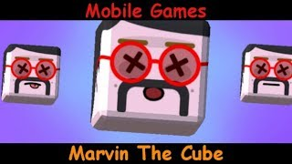 Marvin The Cube - Cute Cube Puzzler - Android & iOS Gameplay Game Review