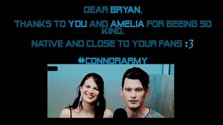 #ConnorArmy - just a Little Tribute from a german Deviant :3