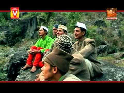 Kumaoni Jhora Chachari | Chandra Praksh & Mina Rana