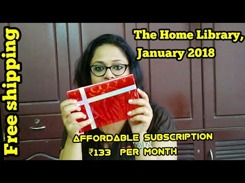 The Home Library | Book Subscription @ 133 | Free Shipping | By Ritus Book Land
