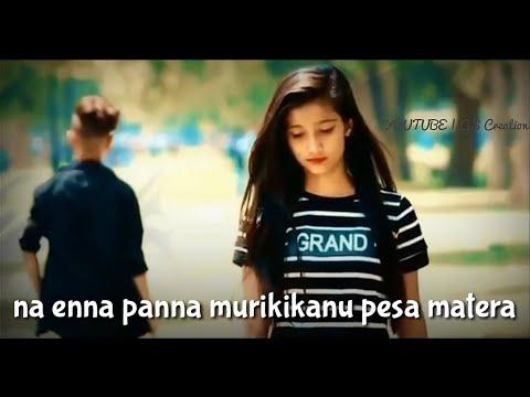 Mutta Kanna Yendi Summa Song Lyrics Tamil WhatsApp Status | Love WhatsApp Status | Gana Song WhatsAp