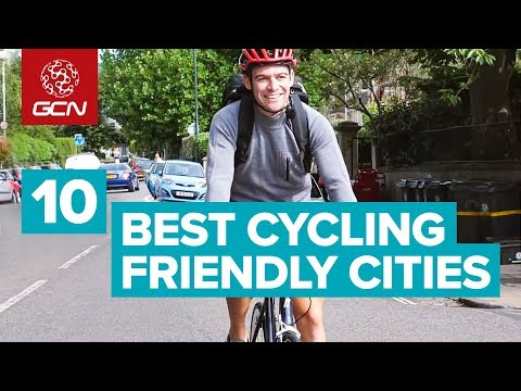 The Top 10 Cities For Cycling 2019 | What Makes A City Bike Friendly?