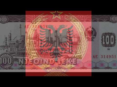 Currencies of the World: Peoples Socialist Republic of Albania; Albanian Lek (1991)