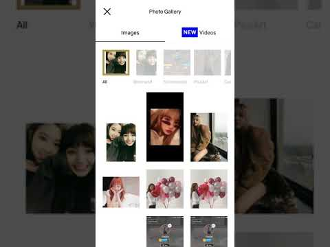 How to make profile themes for Amino (VSCO)?