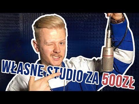 ZRÓB WŁASNE STUDIO ZA 500 ZŁ! 🎵🎹💰
