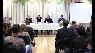 Анатолий Пахомов встретился с жителями Макаренко