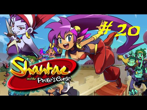 Mega Sucks at Shantae and the Pirate's Curse #20 - Particle Beam Cannon