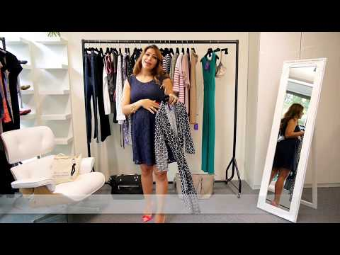 Download Youtube: Maternity Fashion tips for every trimester with Maya Williams | Seraphine