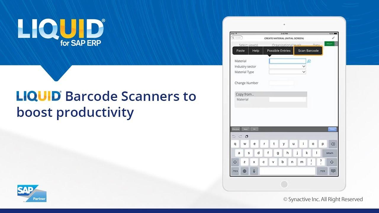 Liquid UI - Efficient SAP WM - Mobile