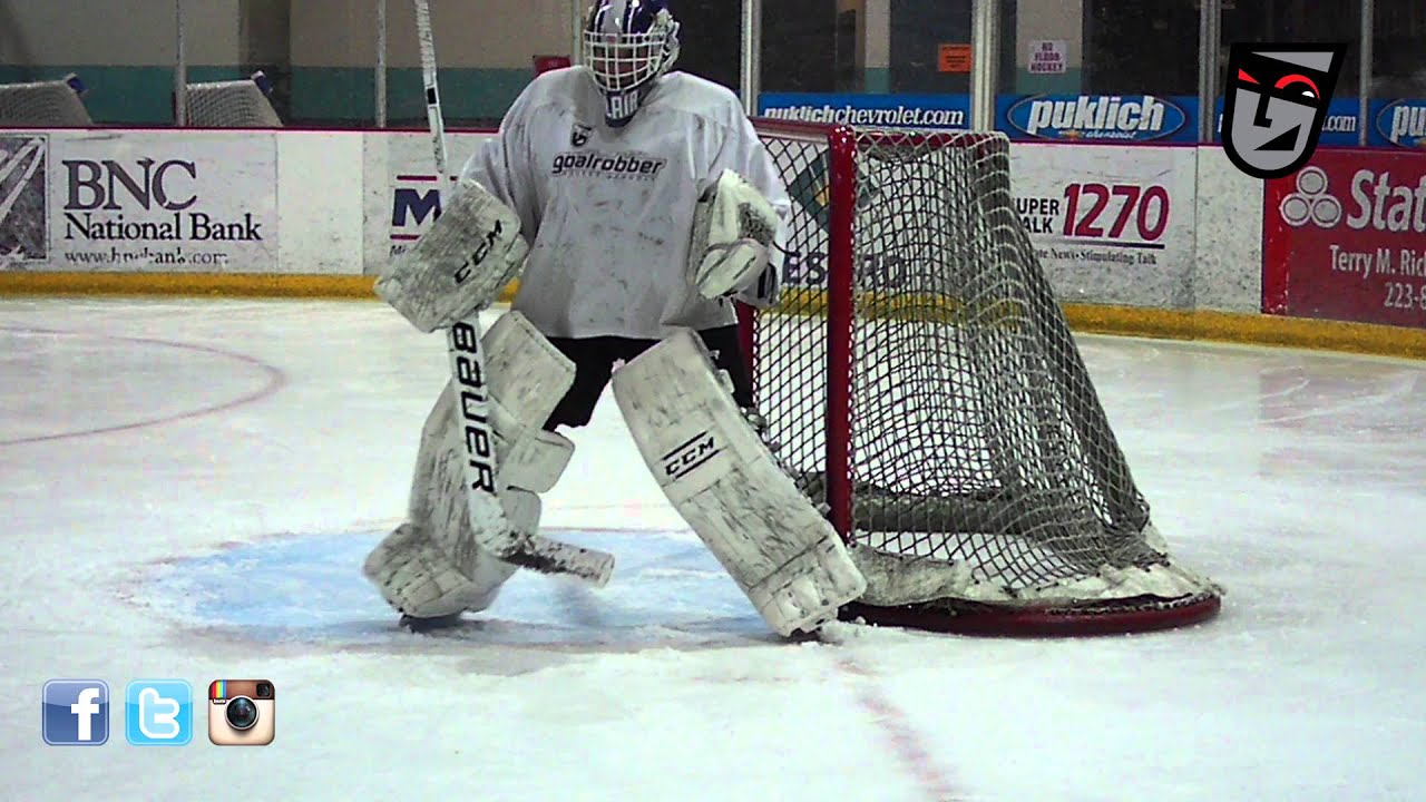 Goalrobber Drill Of The Week 38 Vh And Rvh Drive Drill
