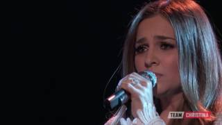 Winner Of The Voice USA 2016   Alisan Porter