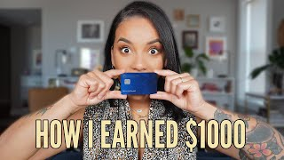 CREDIT CARDS 101: H๐w to earn cashback and build your credit score!