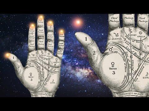 Die geheimen Zeichen deiner Hand können deine verborgenen Kräfte enthüllen