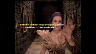 (EXPOSED) Katy Perry Wide Awake Video Meaning