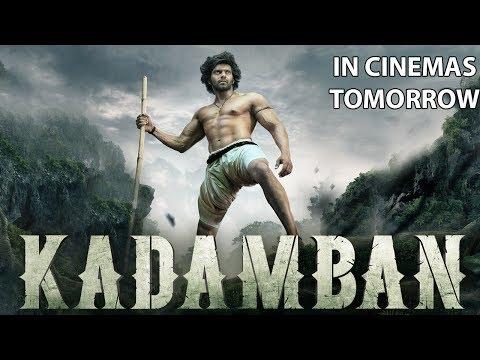 Kadamban (Hindi) Release Trailer | Arya,...