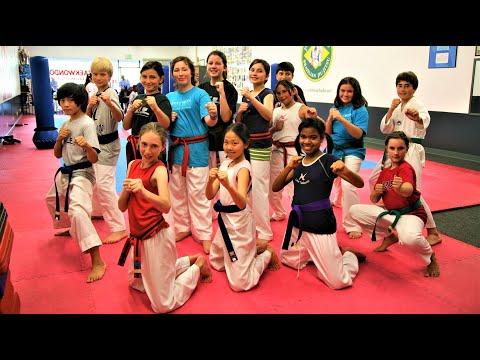 540 Kick TaeKwonDo at Lima Academy Culver City, CA