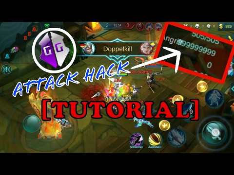 How To Hack |Mobile Legends| With GameGuardian [100% Working 2017] (TUTORIAL)