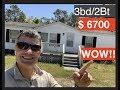 """""""Только с самолета"""" и очень нужен дом? Всего $6700 за просторный передвижной дом во Флориде!"""