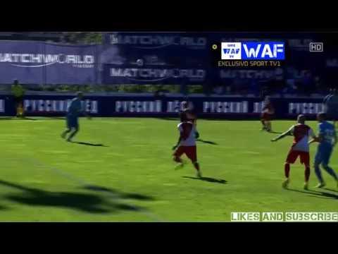 Luka Djordjevic Goal  AS Monaco Vs Zenit. Гол Джорджевича Монако.Зенит Монако 19.07.2016