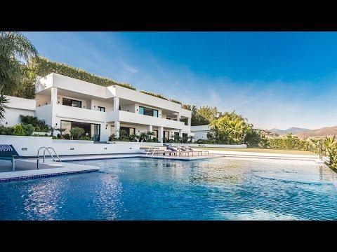 Modern Villa in Nueva Andalucia, Marbella, Spain