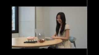 2011年ミスソフィア 内田嶺衣奈さんによる、上智大学「オールソフィアン...