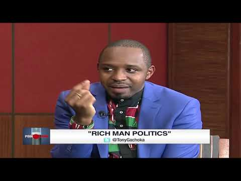 Boniface Mwangi: Best place to hide your stolen money is the church | Point Blank