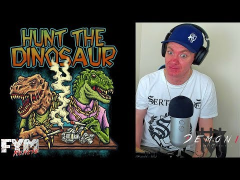 HUNT THE DINOSAUR - Stopping the Unstoppable [REACTION]