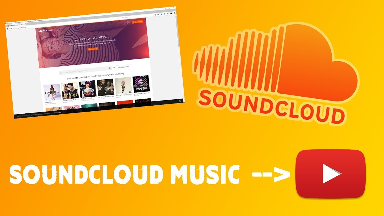 Soundcloud Musik Für Deine Youtube Videos Free Deutsch Youtube