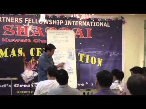 01 May 2015 El Shaddai Kuwait Chapter Education Ministry Practicum