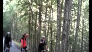 club sport corigliano calabro escursione extrema in mtb pollino 04-09-11