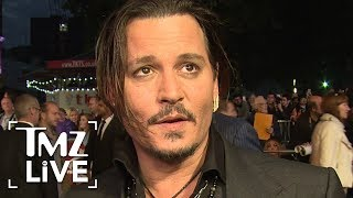 Johnny Depp: Scammed Out Of $40 Mil? | TMZ Live
