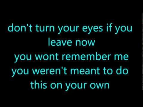 remember- burden of a day lyrics