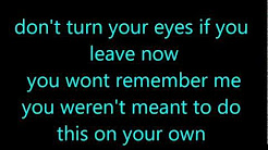 remember- burden of a day lyrics
