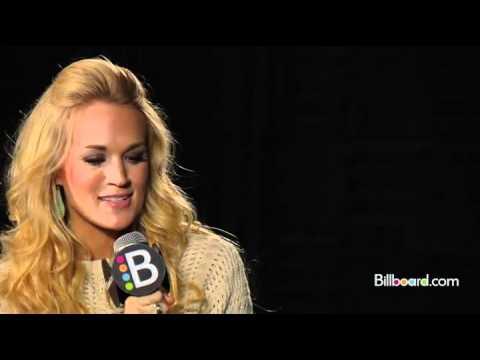 Carrie Underwood Live Q&A Part 1
