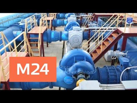 Старое оборудование заменили во втором блоке Курьяновских очистных сооружений - Москва 24