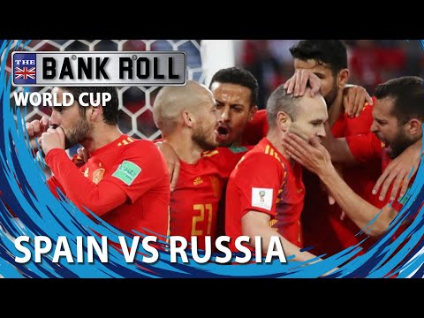 Spain vs Russia - World Cup 2018 - Match Predictions - 동영상