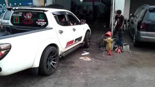 Mitsubishi triton 1jz vvti ( malaysia )