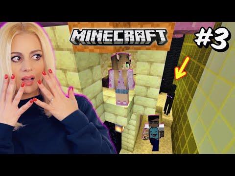 Ψάχνουμε για τα διαμάντια στο RUBLOCKS CUBE Survival Minecraft Let's Play Kristina @Famous Games