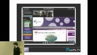 Presentación Mashme.tv III Foro Meeting Point 2012