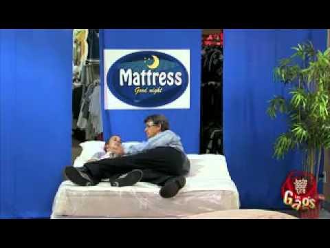 dr le de vendeur de matelas vibrant youtube. Black Bedroom Furniture Sets. Home Design Ideas