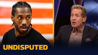 Skip \u0026 Shannon react to Kawhi's partially torn ACL \u0026 what it means for Clippers | NBA | UNDISPUTED