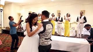 Special Eritrean Wedding 2017, Zerai With Helen, Manchester