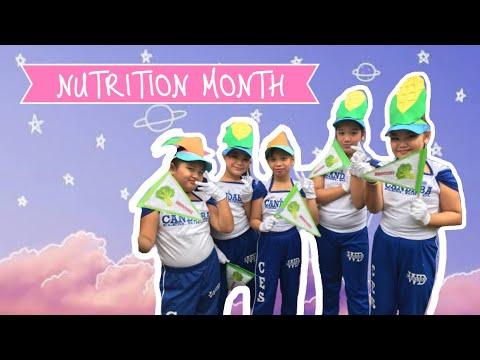 Nutrition Month | Samantha Chloe