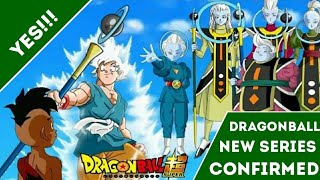 Dragon Ball New Series Confirmed, April 2019