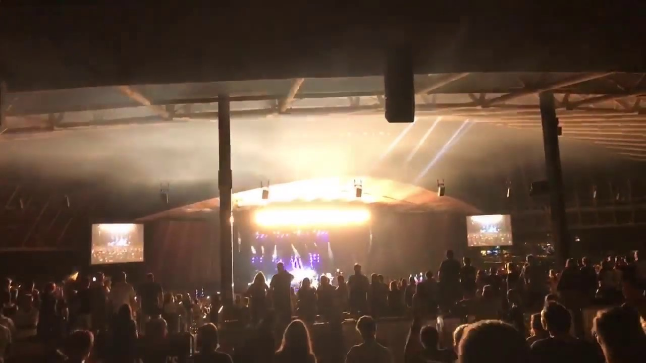 matchbox twenty @ blossom music center - cleveland, oh (9/20/17