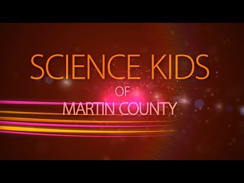 Science Kids of Martin County J.D.Parker Science Fair 2017