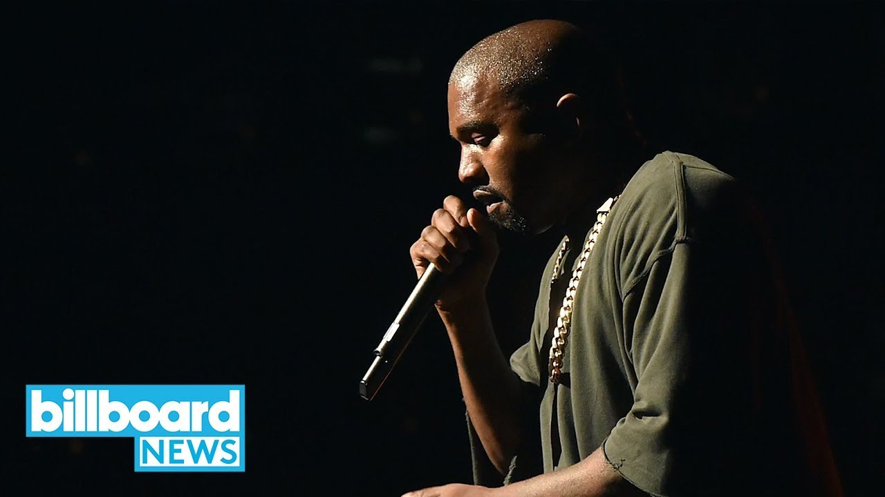 Kanye West Just Announced a New Album Called 'Yandhi' | Billboard News